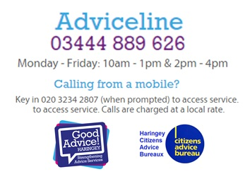 Helpline CAB 4