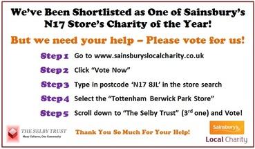 Sainsburys Voting